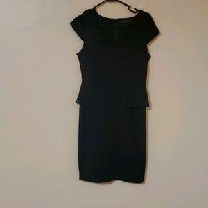 Limited black dress